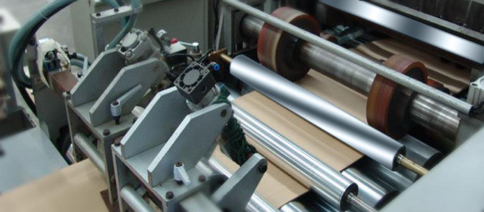 UIP บริษัท ยูนีค อินดัสเตรียล แพ็ค จำกัด เครื่องจักรผลิตถุงกระดาษ 1